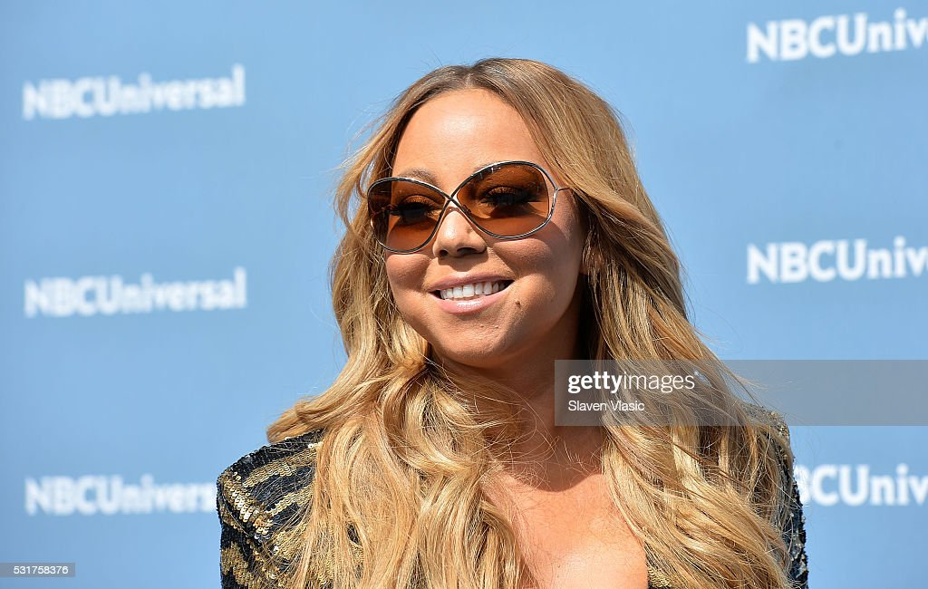 Singer/songwriter Mariah Carey attends the NBCUniversal 2016 Upfront Presentation on May 16, 2016 in New York, New York.