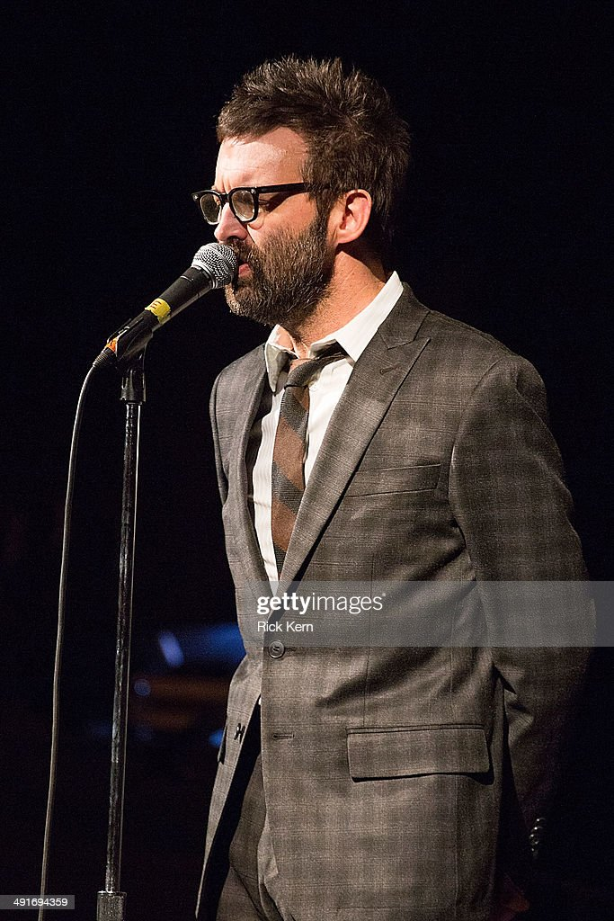 Singer Songwriter Mark Everett Aka E Of The Band Eels Performs In News Photo Getty Images
