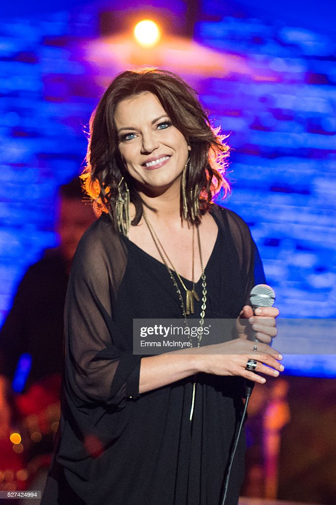 Martina McBride Performs For AT&T Audience Network
