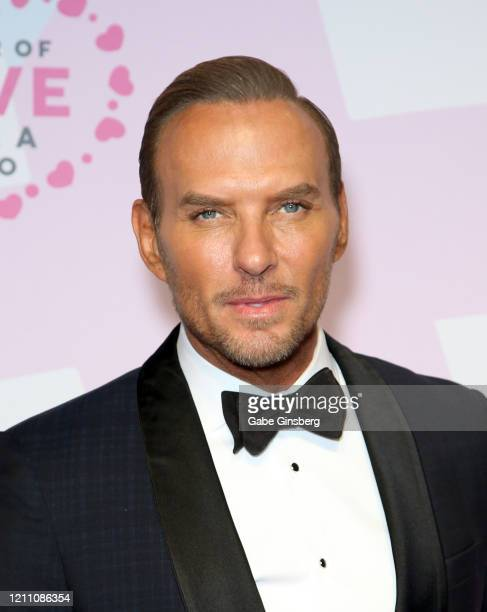 Singer/songwriter Matt Goss attends the 24th annual Keep Memory Alive Power of Love Gala benefit for the Cleveland Clinic Lou Ruvo Center for Brain...