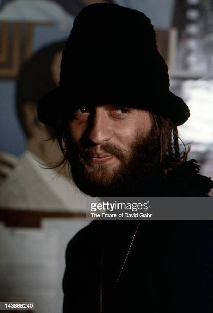 Singer/songwriter Maurice Gibb of the musical group The Bee Gees poses for a portrait in April 1974 in Miami Florida