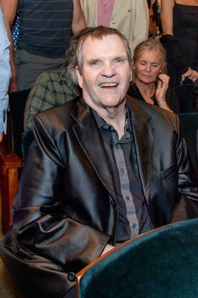 """NY: Meat Loaf Visits """"Bat Out Of Hell"""" Performance"""