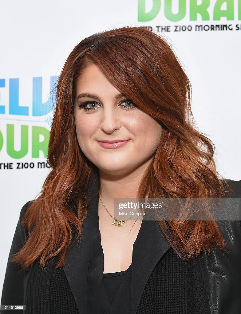 "Meghan Trainor Visits ""The Elvis Duran Z100 Morning Show"""