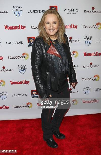 Singer/songwriter Melissa Etheridge attends the 14th annual Woman's Day Red Dress Awards at Jazz at Lincoln Center on February 7 2017 in New York City