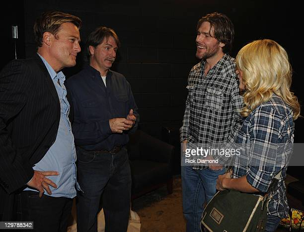 Singer/Songwriter Michael W Smith Comedian/Author Jeff Foxwotthy NHL Nashville Predator Mike Fisher and his Wife Singer/Songwriter Carrie Underwood...