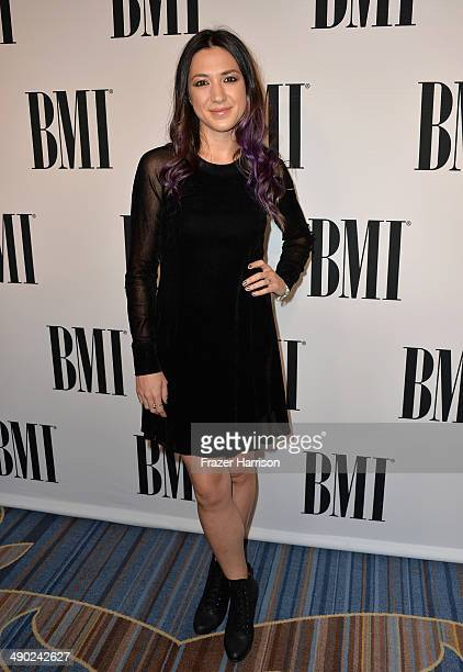 Singersongwriter Michelle Branch attends the 62nd annual BMI Pop Awards at the Regent Beverly Wilshire Hotel on May 13 2014 in Beverly Hills...