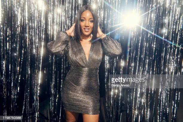 Singersongwriter Mickey Guyton the 62nd Annual Grammy Awards at Staples Center on January 26 2020 in Los Angeles CA