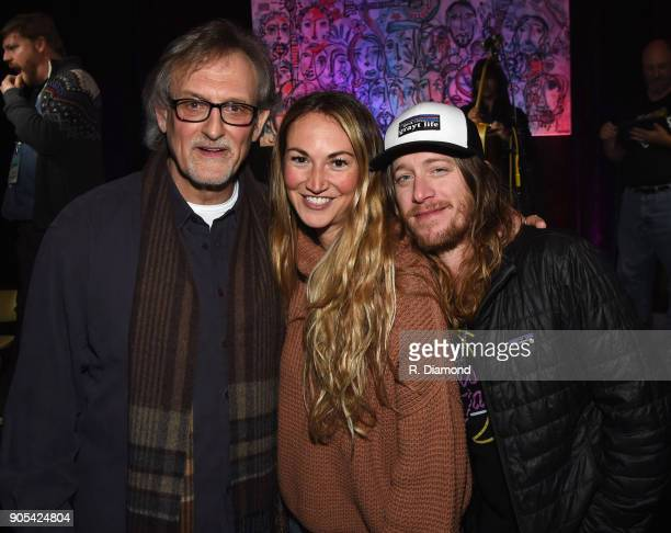 Singer/Songwriter Mike Reid Evyn Mustoe of ASCAP with Singer/Songwriter Jaren Johnston of The Cadillac Three attend the ASCAP Showcase at The...