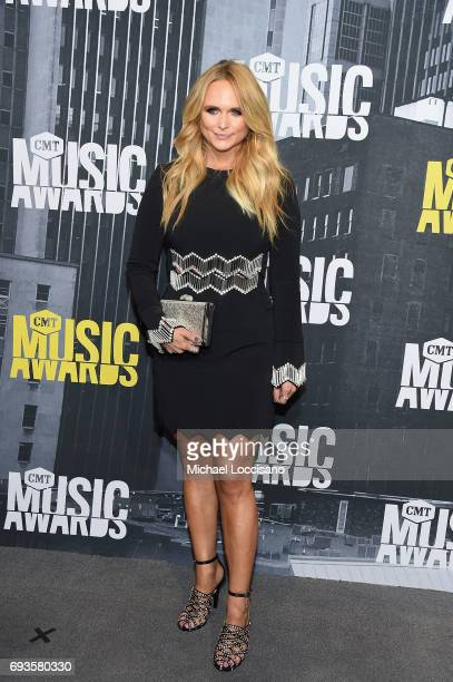 Singersongwriter Miranda Lambert attends the 2017 CMT Music Awards at the Music City Center on June 7 2017 in Nashville Tennessee
