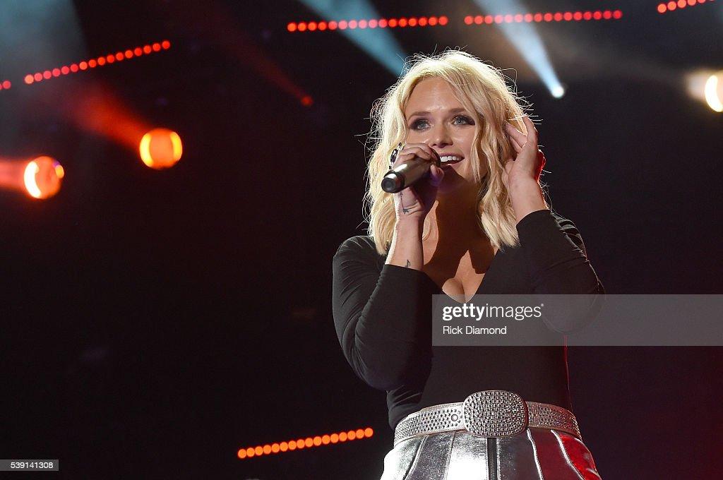 2016 CMA Festival - Day 1 : News Photo