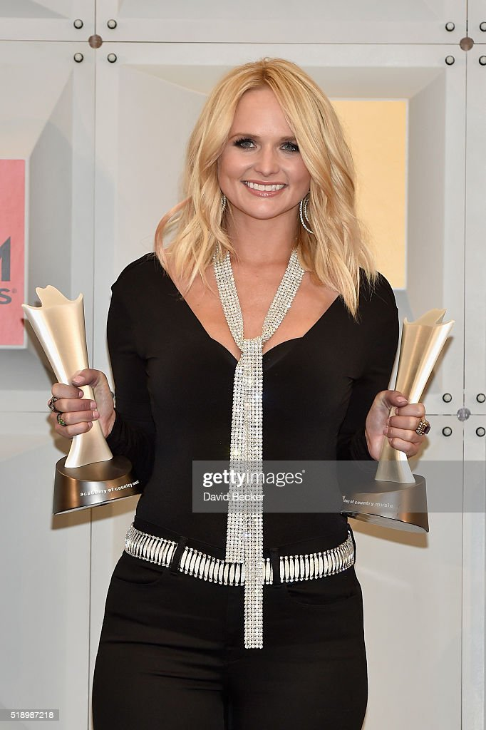 51st Academy Of Country Music Awards - Press Room