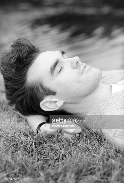 Singersongwriter Morrissey of English alternative rock band The Smiths 7th September 1983