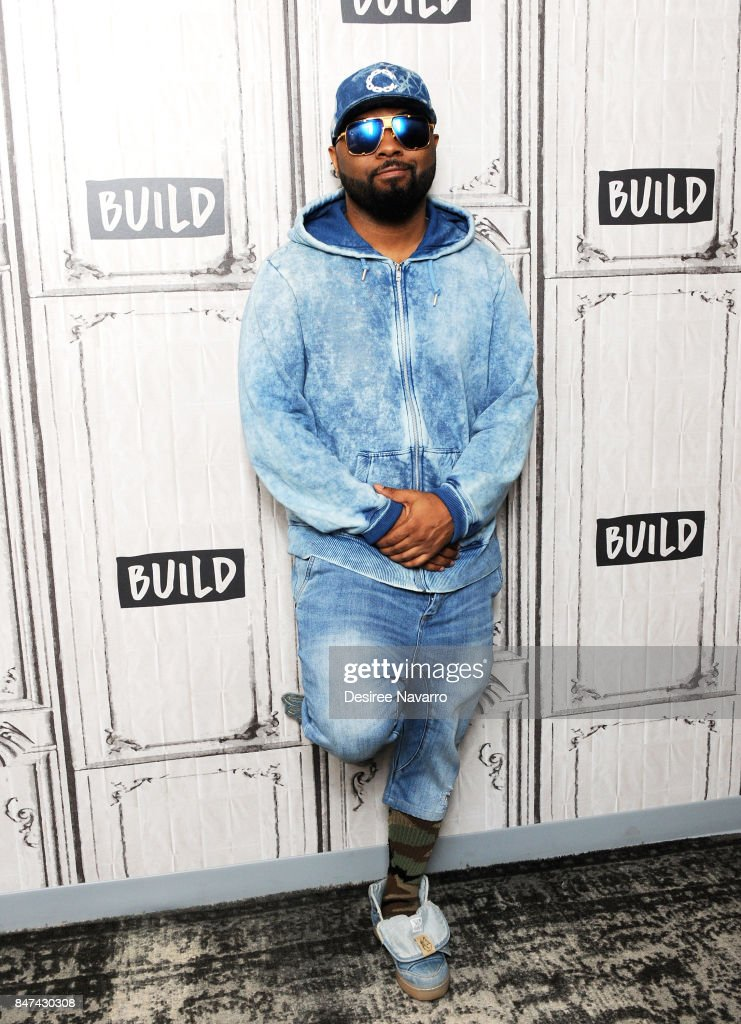 "Build Presents Musiq Soulchild Discussing ""Feel The Real"""