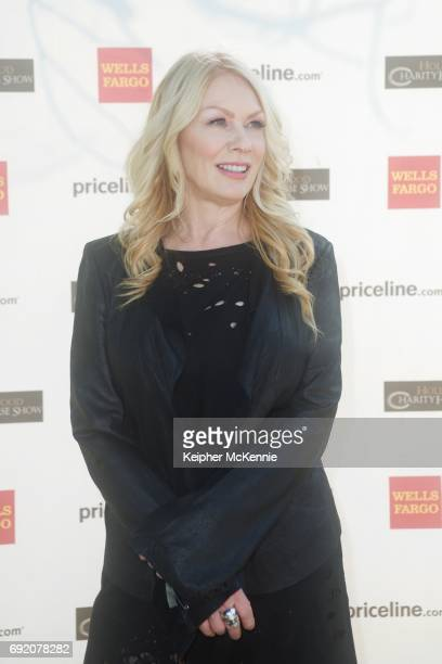 SingerSongwriter Nancy Wilson attends the 27th Annual Pricelinecom Hollywood Charity Horse Show at Los Angeles Equestrian Center on June 3 2017 in...