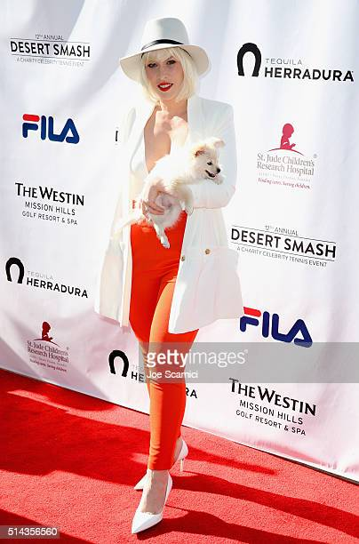 Singersongwriter Natasha Bedingfield attends the 12th Annual Desert Smash Benefitting St Jude Children's Research Hospital presented by Tequila...