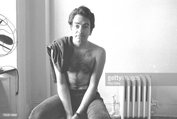 Singersongwriter Neil Diamond sits for a portrait in a New York New York hotel room circa 1966