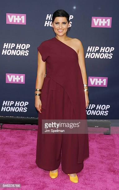 Singer/songwriter Nelly Furtado attends the 2016 VH1 Hip Hop Honors: All Hail The Queens at David Geffen Hall on July 11, 2016 in New York City.