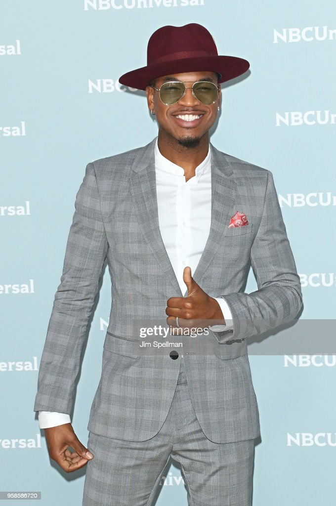 Singer/songwriter Ne-Yo attends the 2018 NBCUniversal Upfront presentation at Rockefeller Center on May 14, 2018 in New York City.