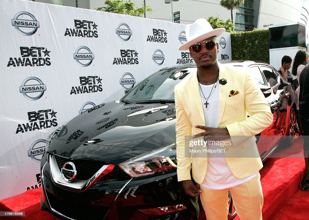 Singer/songwriter Ne-Yo attends the Nissan red carpet during the 2015 BET Awards at the Microsoft Theater on June 28, 2015 in Los Angeles, California.