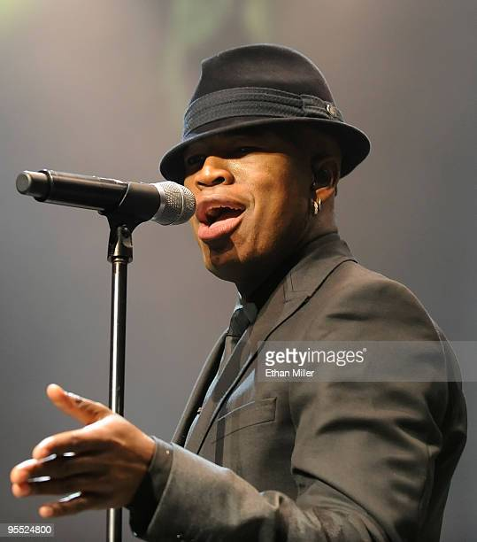 Singer/songwriter NeYo performs at The Pearl concert theater at the Palms Casino Resort January 1 2010 in Las Vegas Nevada