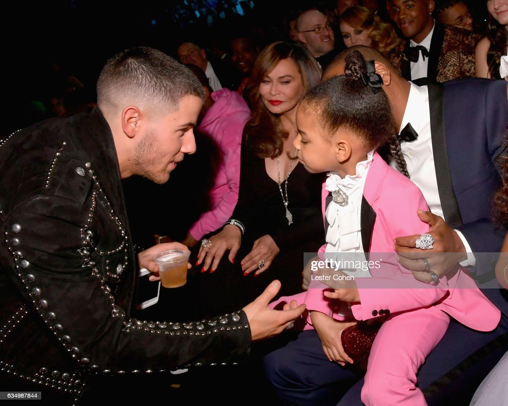 The 59th GRAMMY Awards -  Roaming Show : News Photo