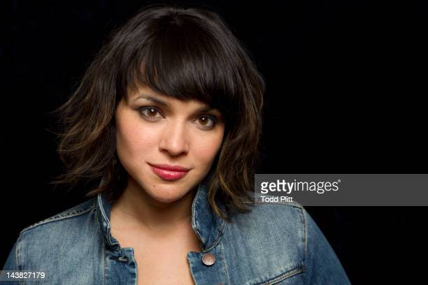 Singer/songwriter Norah Jones is photographed for USA Today on May 1 2012 in New York City PUBLISHED IMAGE