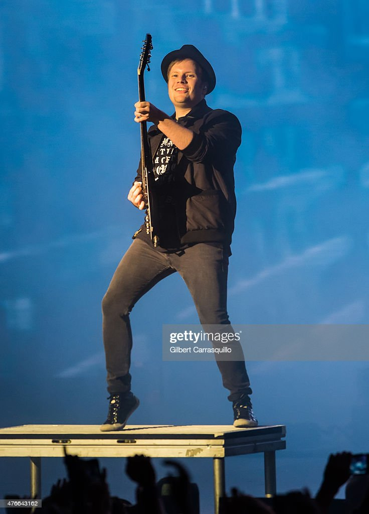 Fall Out Boy And Wiz Khalifa In Concert - Camden, NJ
