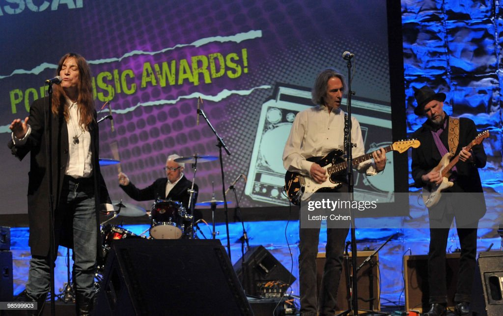 27th Annual ASCAP Pop Music Awards - Inside