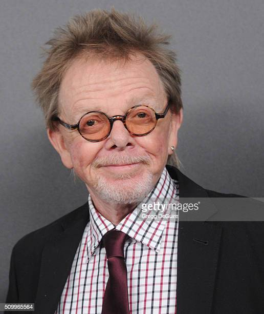 Singer/songwriter Paul Williams arrives at the 2016 Billboard Power 100 Celebration at Bouchon on February 12 2016 in Beverly Hills California