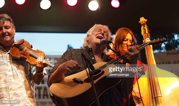 Singer-Songwriter Peter Rowan Performing in Santa Fe, NM