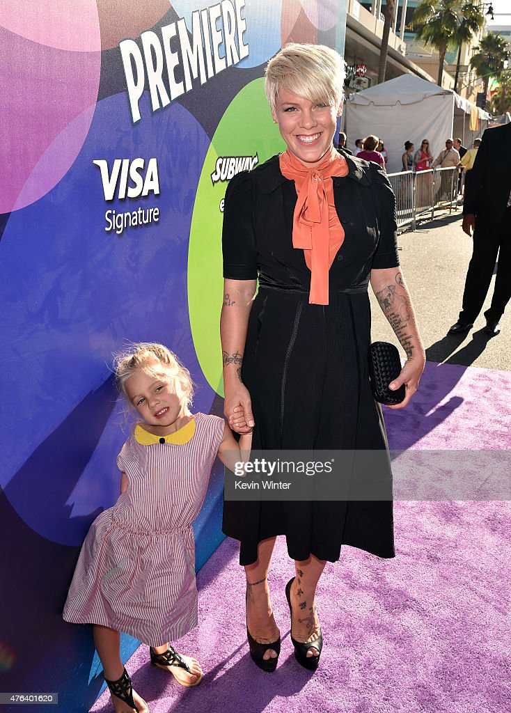 "Premiere Of Disney-Pixar's ""Inside Out"" - Red Carpet"