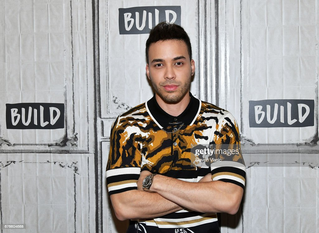 Build Presents Prince Royce Discussing National Concert Day