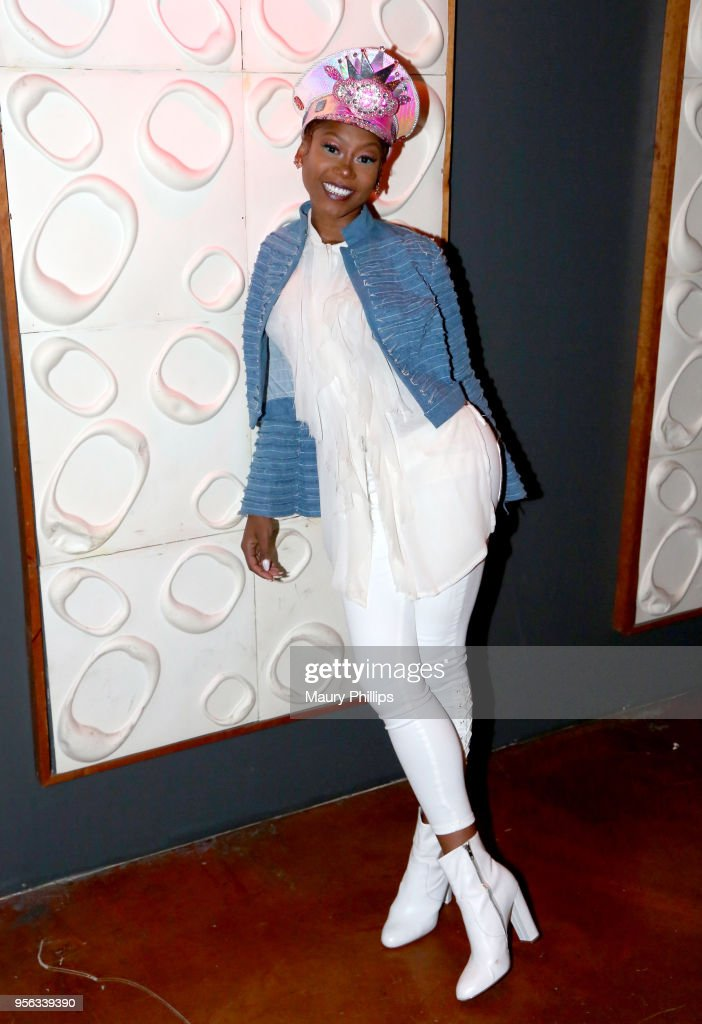 Singer/songwriter Priscilla Renea attends 'She Rocks' Showcase Presented by the Women's International Music Network during The 2018 ASCAP 'I Create Music' EXPO at Loews Hollywood Hotel on May 8, 2018 in Hollywood, California.