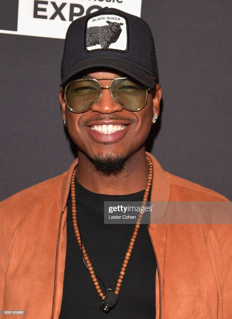 Singer/songwriter producer Ne-Yo attends the 'Good Man: Master Session with Ne-Yo' panel at The 2018 ASCAP 'I Create Music' EXPO at Loews Hollywood Hotel on May 8, 2018 in Hollywood, California.