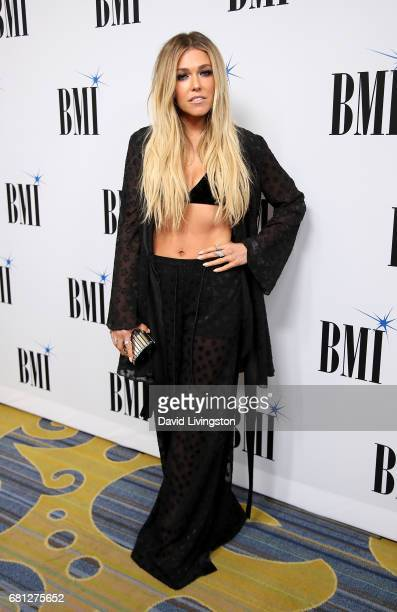 Singersongwriter Rachel Platten attends the 65th Annual BMI Pop Awards at the Beverly Wilshire Four Seasons Hotel on May 9 2017 in Beverly Hills...