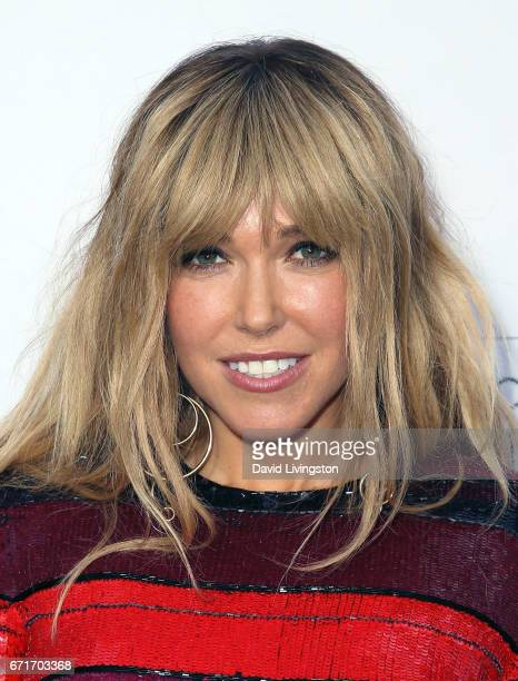 Singer/songwriter Rachel Platten attends the Humane Society of the United States' Annual To The Rescue Los Angeles Benefit at Paramount Studios on...