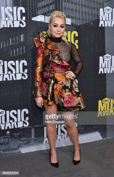 Singersongwriter RaeLynn attends the 2017 CMT Music Awards at the Music City Center on June 7 2017 in Nashville Tennessee