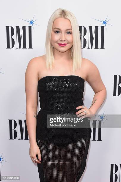 Singersongwriter RaeLynn attends the 65th Annual BMI Country awards on November 7 2017 in Nashville Tennessee