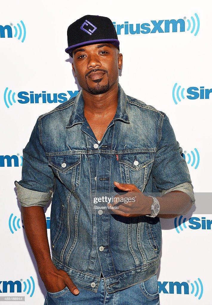 Singer/songwriter Ray J visits SiriusXM Studios on September 15, 2014 in New York City.