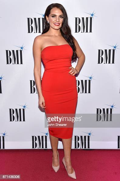 Singer Songwriter Renee Blair Attends The 65th Annual Bmi