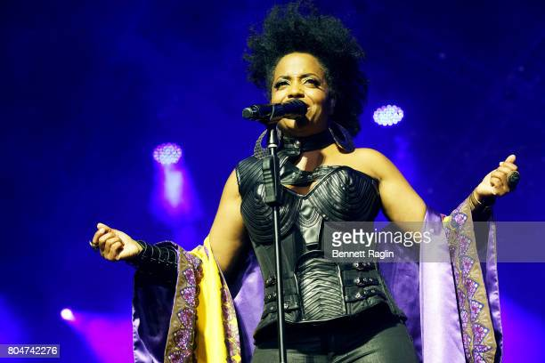 SingerSongwriter Rhonda Ross Kendrick performs onstage at the 2017 ESSENCE Festival Presented By Coca Cola at MercedesBenz Superdome on June 30 2017...