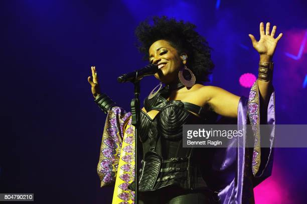 SingerSongwriter Rhonda Ross Kendrick performs onstage at the 2017 ESSENCE Festival Presented By Coca Cola at the MercedesBenz Superdome on June 30...