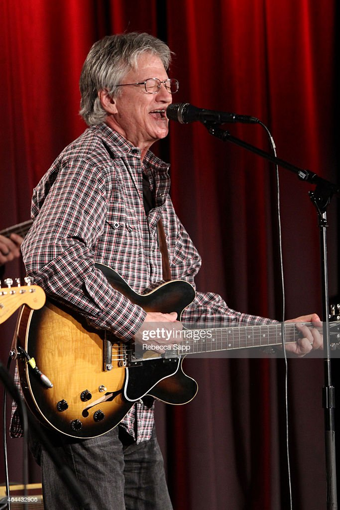 Singer/songwriter Richie Furay performs at An Evening With Richie Furay at The GRAMMY Museum on February 25, 2015 in Los Angeles, California.