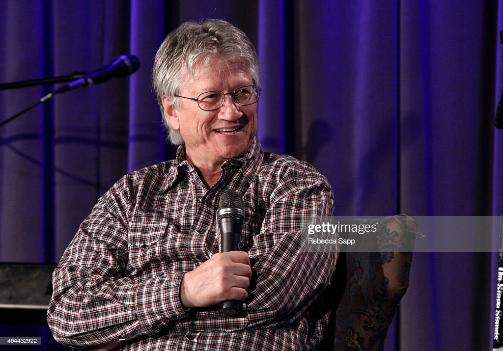 Singer/songwriter Richie Furay speaks onstage at An Evening With Richie Furay at The GRAMMY Museum on February 25, 2015 in Los Angeles, California.