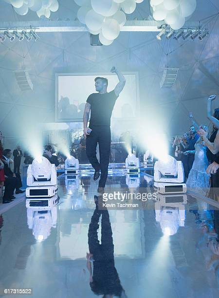 Singersongwriter Ricky Martin performs at TWO x TWO For AIDS and Art 2016 on October 22 2016 in Dallas Texas