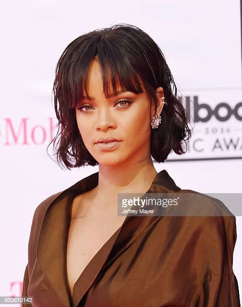 Singersongwriter Rihanna attends the 2016 Billboard Music Awards at TMobile Arena on May 22 2016 in Las Vegas Nevada