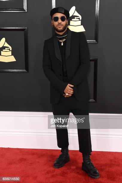 Singersongwriter Ro James attends The 59th GRAMMY Awards at STAPLES Center on February 12 2017 in Los Angeles California
