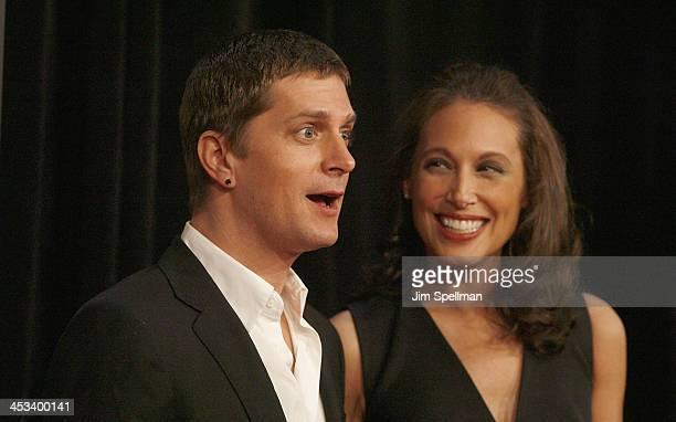 Singer/songwriter Rob Thomas and wife Marisol Maldonado attend the 'Lone Survivor' New York premiere at Ziegfeld Theater on December 3 2013 in New...