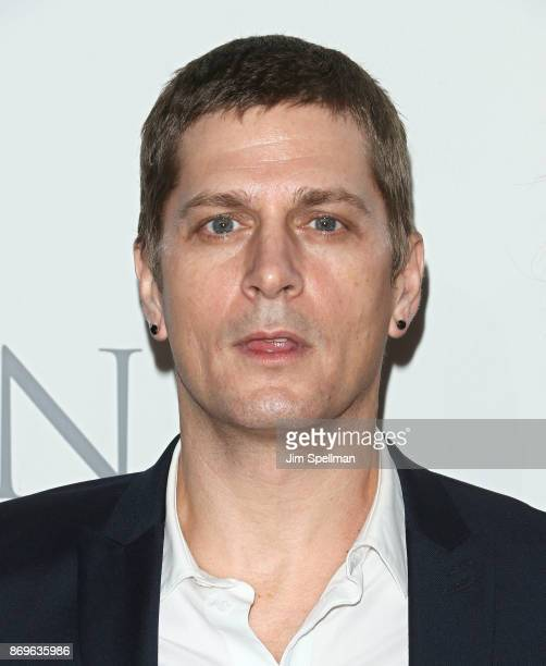 Singer/songwriter Rob Thomas attends the 2017 Samsung Charity Gala at Skylight Clarkson Sq on November 2 2017 in New York City