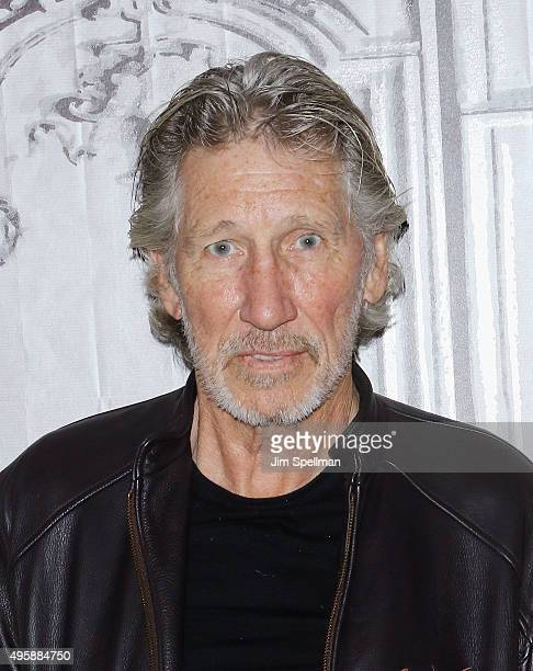 Singer/songwriter Roger Waters attends AOL BUILD Series Presents 'Roger Waters The Fall' at AOL Studios In New York on November 5 2015 in New York...